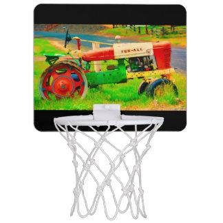 "Basketball Hoop ""Fun-All"" Tractor"