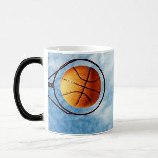 Basketball,_Hot_Shot_Magic_Morph_Coffee_Mug. Magic Mug