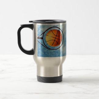 Basketball,_Hot_Shot_Travel_Coffee_Mug. Travel Mug
