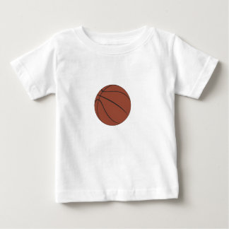 Basketball Infant Tee Shirt