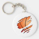 basketball_inside porte-clé