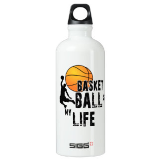 Basketball is my life SIGG traveller 0.6L water bottle