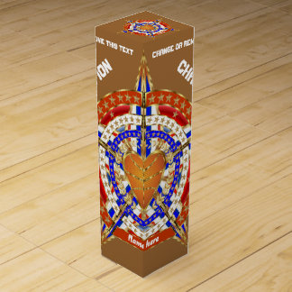 Basketball Love ADD Name Change Text View My Hints Wine Bottle Boxes