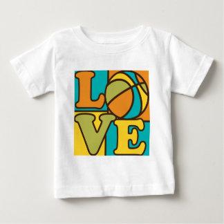 Basketball Love Baby T-Shirt