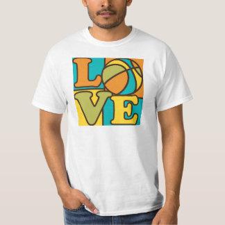 Basketball Love T-Shirt