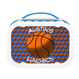 Basketball Lunch Box Set