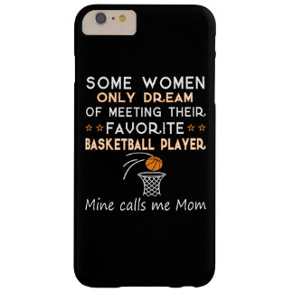 BASKETBALL MOM BARELY THERE iPhone 6 PLUS CASE