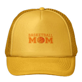 Basketball mom cap
