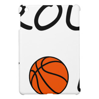 Basketball mom iPad mini case