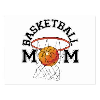Basketball Mom Post Cards