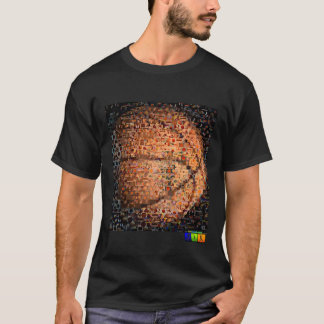 Basketball Montage T-Shirt