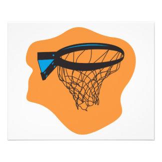 basketball net 11.5 cm x 14 cm flyer
