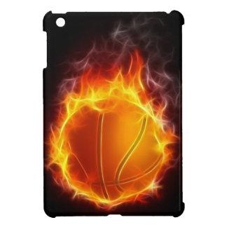 Basketball of Fire iPad Mini Case