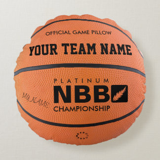 BASKETBALL OFFICIAL GAME PILLOW Original