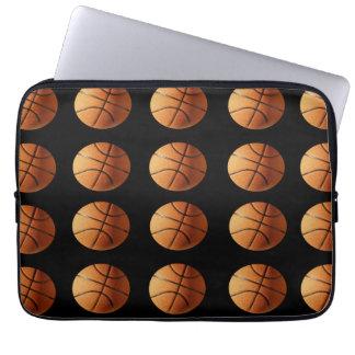 Basketball_Pattern,_13_inch_Laptop_Sleeve Laptop Sleeve
