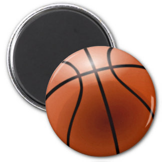 Basketball Personalize It Magnet
