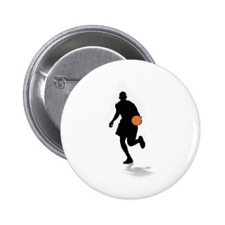 Basketball Player Button
