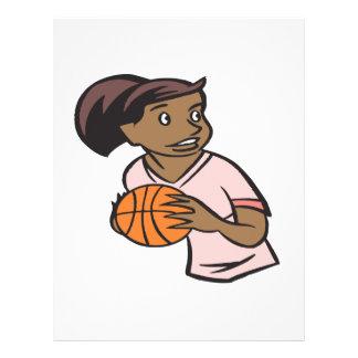 Basketball Player Flyers