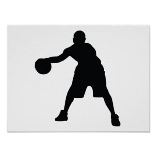 Basketball Player Posters