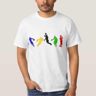Basketball players hoops   basketball T-Shirt