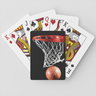 Basketball Playing Cards, Standard Index faces Playing Cards