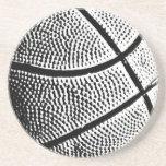 Basketball Sandstone Coaster