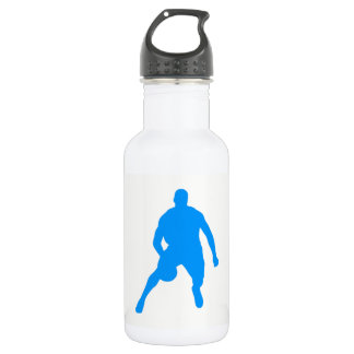 Basketball Silhouette 532 Ml Water Bottle
