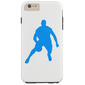 Basketball Silhouette Tough iPhone 6 Plus Case