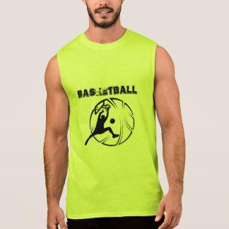 Basketball Sleeveless Shirt