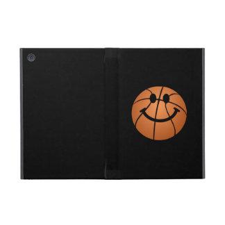 Basketball smiley face case for iPad mini