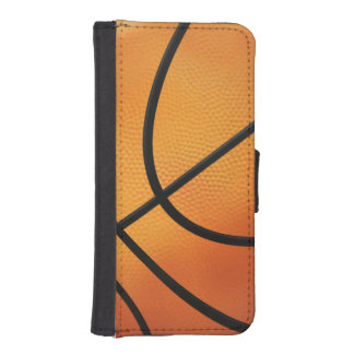 Basketball | Sport Gifts iPhone SE/5/5s Wallet Case