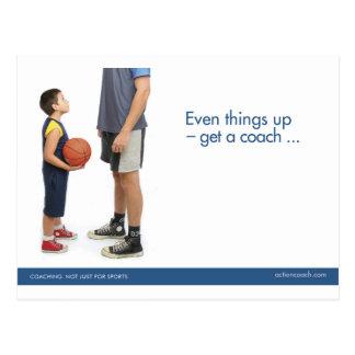 Basketball Sports Postcard