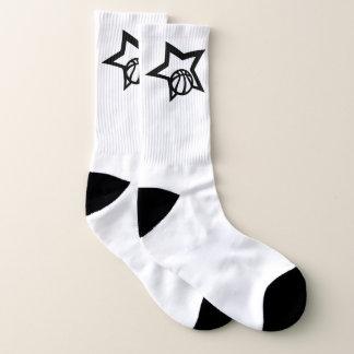 Basketball Star Socks