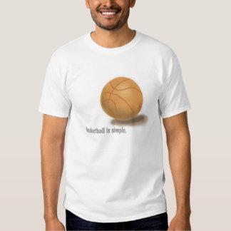 Basketball style-1 (2-sided) tshirts