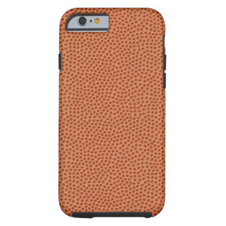 Basketball Texture Tough iPhone 6 Case