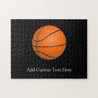 Basketball Theme Jigsaw Puzzle