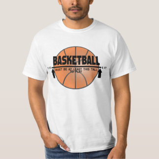 Basketball This Tall T-Shirt