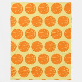 Basketball TP Fleece Blanket