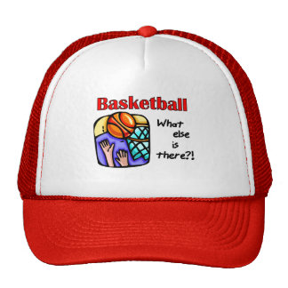 Basketball What Else T-shirts and Gifts Mesh Hat