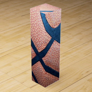 Basketball Wine Bottle Box