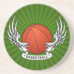Basketball Wings Coaster
