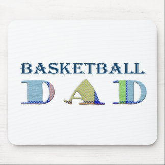 BasketballDad Mouse Pad