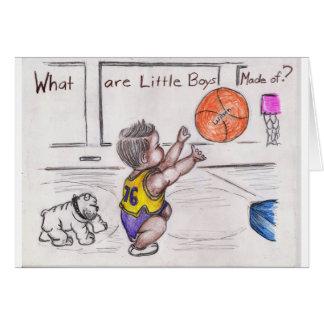Basketballer Card