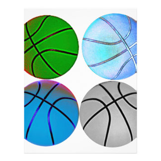 Basketballs 2010 flyers