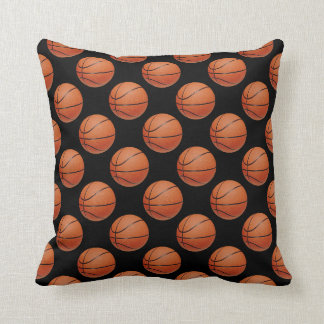 Basketballs Cushion