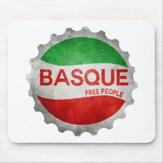 Basque Bayonne Euskadi Mouse Pad