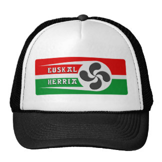 Basque Cross Hat