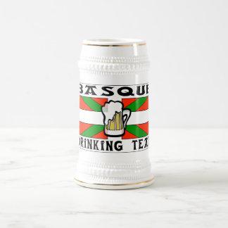 Basque Drinking Team Beer Stein