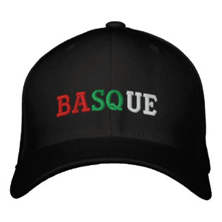 Basque Embroidered Hat