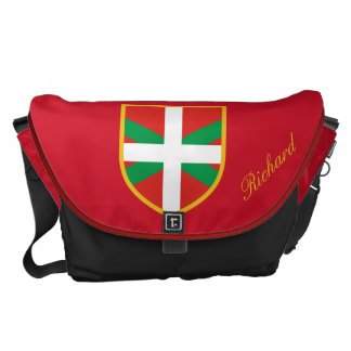 Basque Flag Commuter Bag